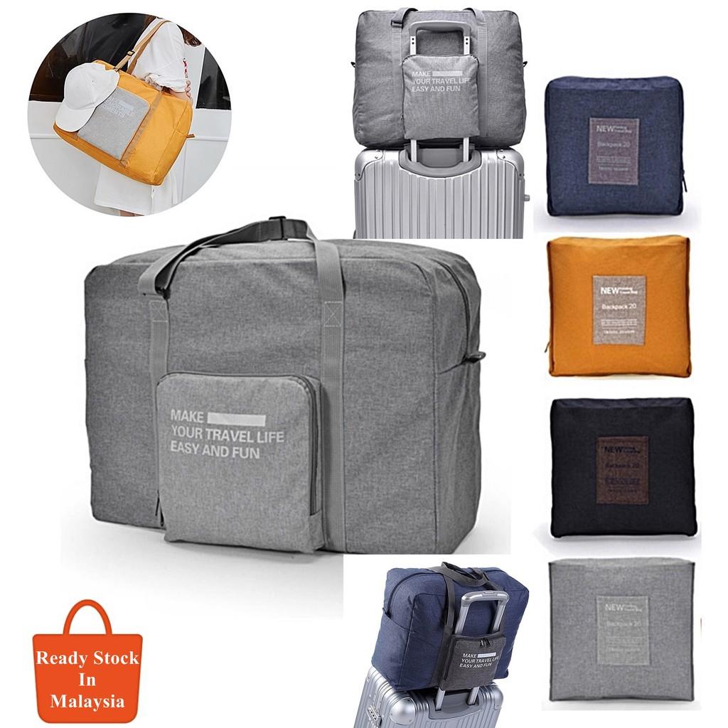9d76b936f8f0 FILA Travel Duffle Luggage Bag Weekend Bag men women