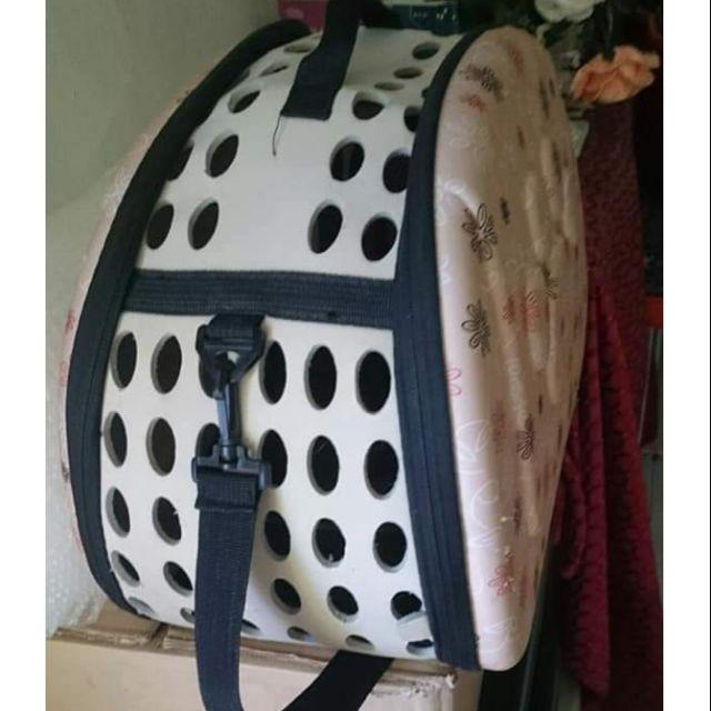 Bag Carrier kucing/anjing/haiwan peliharaan