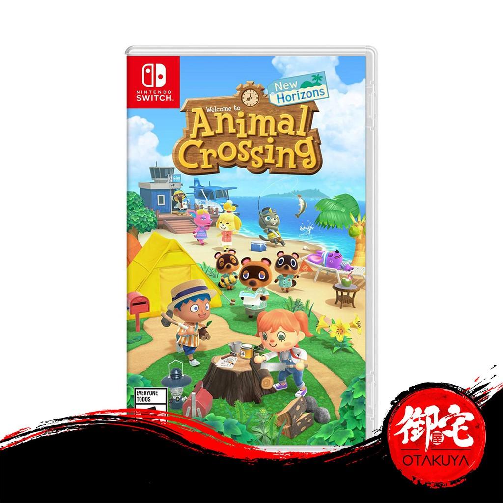 【PROMO】Nintendo Switch Animal Crossing New Horizons ...