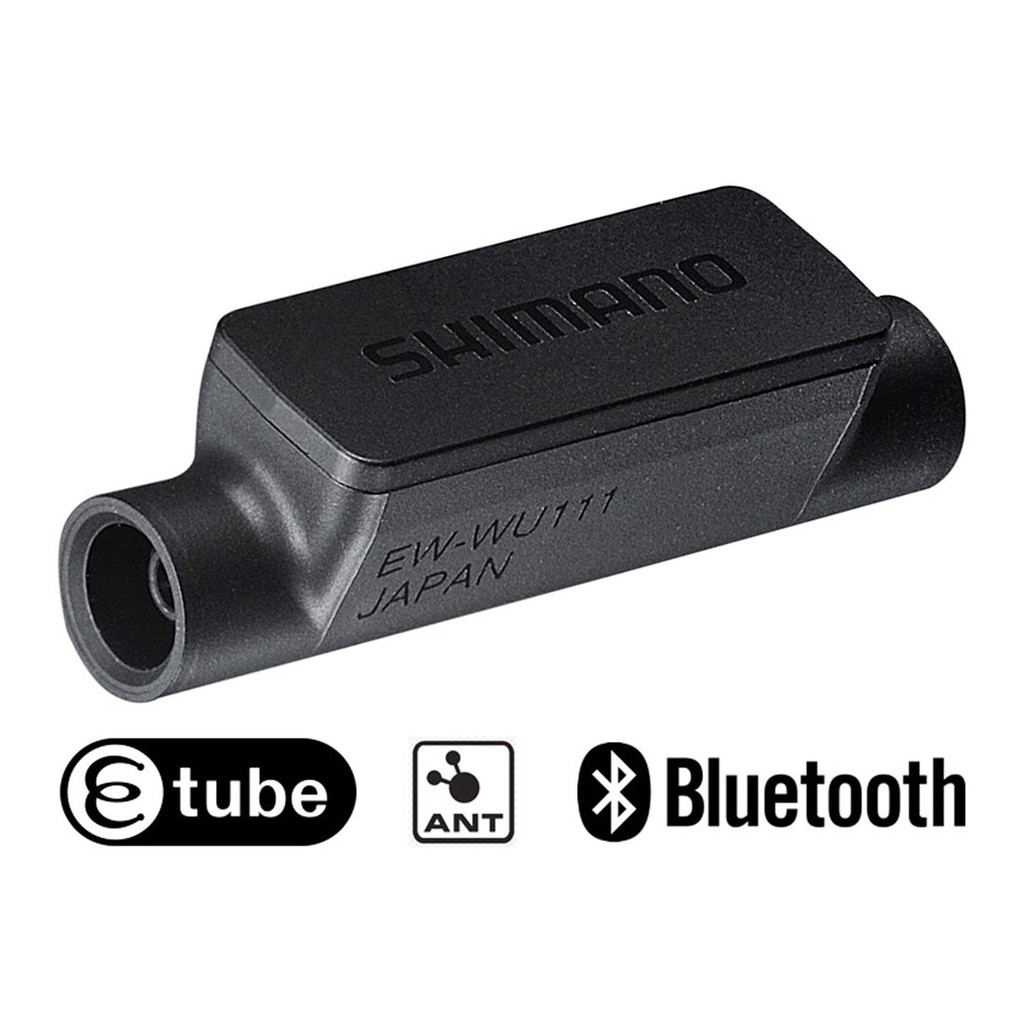Shimano EW-WU111 DI2 DFly ANT+Bluetooth Wireless Unit w//150 or 200 Electric Wire