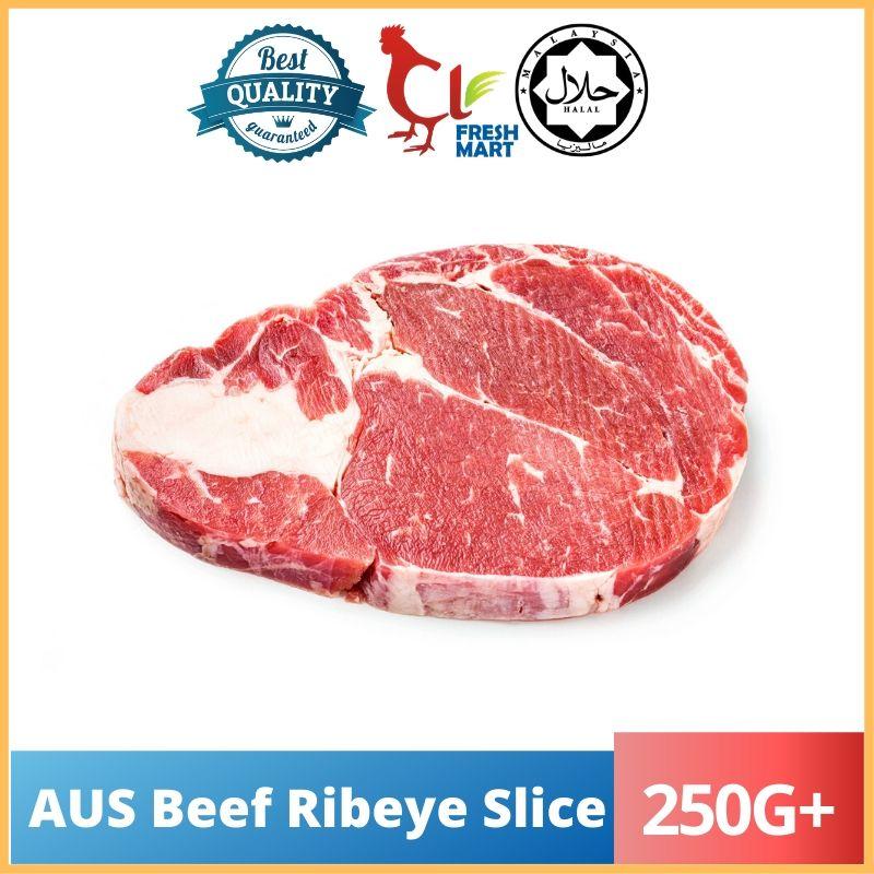Australia Ribeye Beef Steak Grade S (220g+)