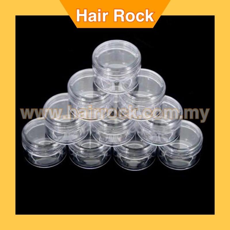 10Pcs Empty Acrylic 5g/m Jar Container Pot