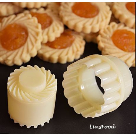 Pineapple Jam Tart Mold / Tart Mould Biscuit Cutter /Acuan Kuih Tat Nenas Pineapple