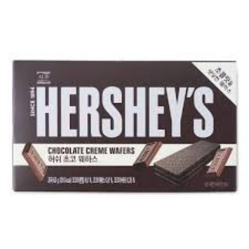 HERSHEY'S Mint Creme Wafers (63g)