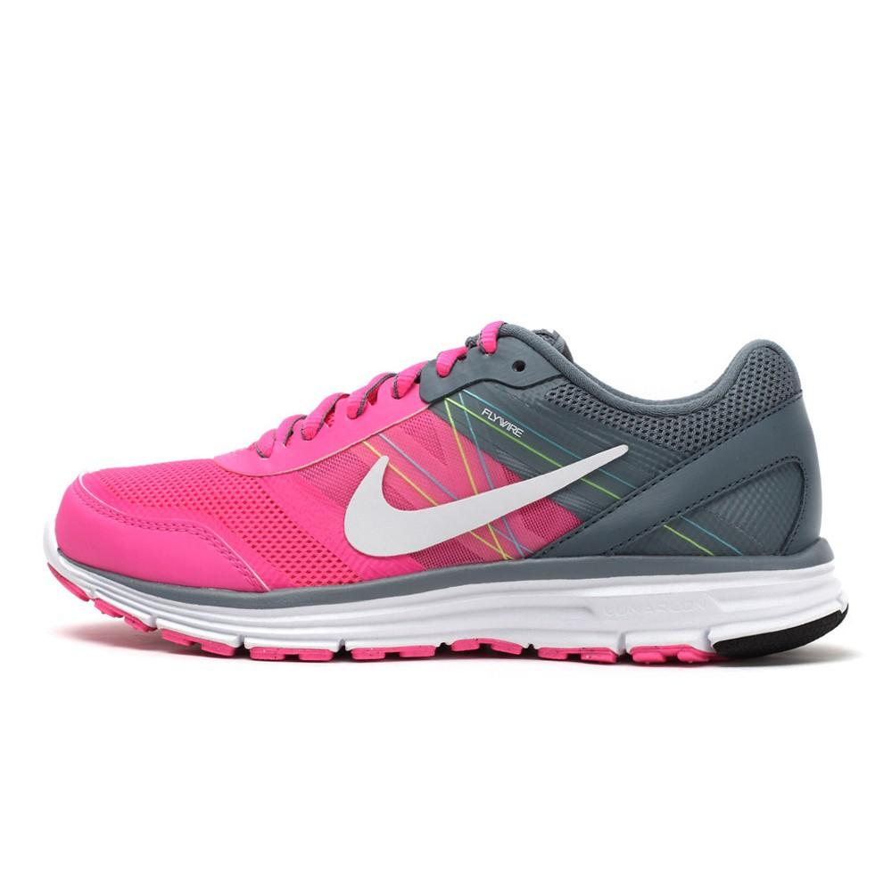 nouveau produit 1a7e2 3d496 NIKE Nike Genuine Women LUNAR FOREVER 4 Sports Running Shoes 704933-002-600