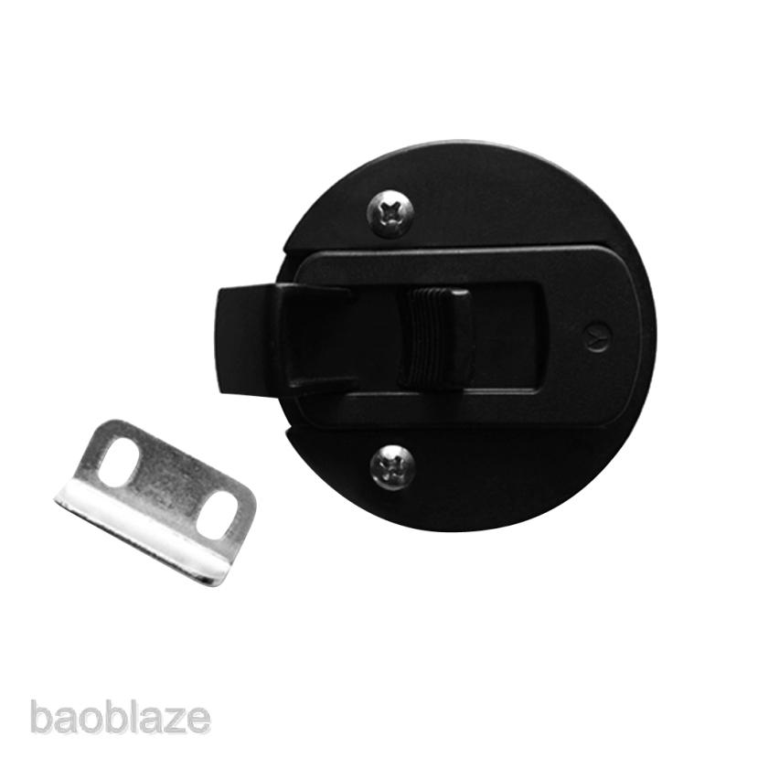 "10PCS Stainless Steel Door Lock 1.8/"" Flush Pull Slam Latch for Boat Deck Hatch"