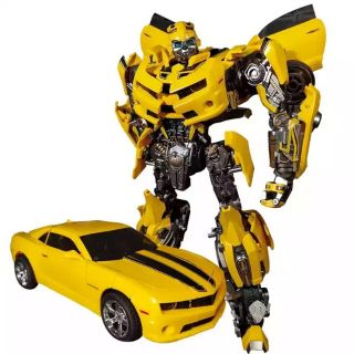 Transformed Movie Bumblebee Optimus Prime SS05 MP M03 Leader Collection Figures