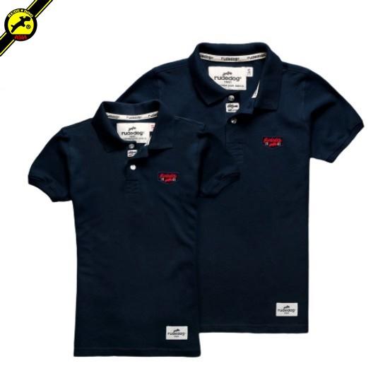 rudedog Polo เสื้อโปโล รุ่น PENTAGON