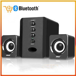 Portable Audio & Headphones Gentle Portable 15w Multifunctional Wireless Bluetooth Subwoofer Stereo 3d Speaker N@