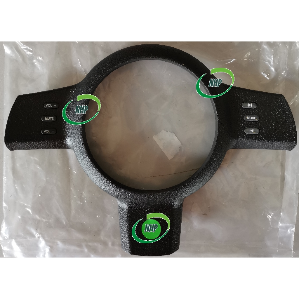 Proton Gen 2 / Persona (Elegance) Steering Wheel Housing / Steering Wheel Cover with Switch Button (No Wiring)