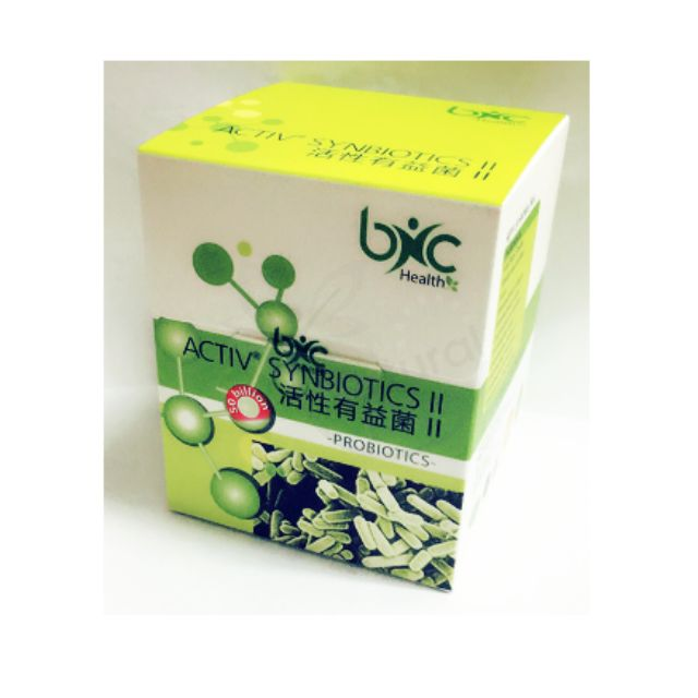BNC-Activ ® Synbiotics II 奈子-活性有益菌