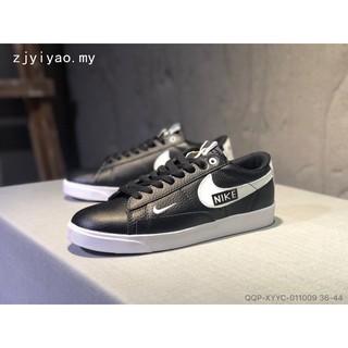 size 40 2165d 70a5d Nike Blazer Low SE Women's shoes Men's sports Leather sneakers casual shoes