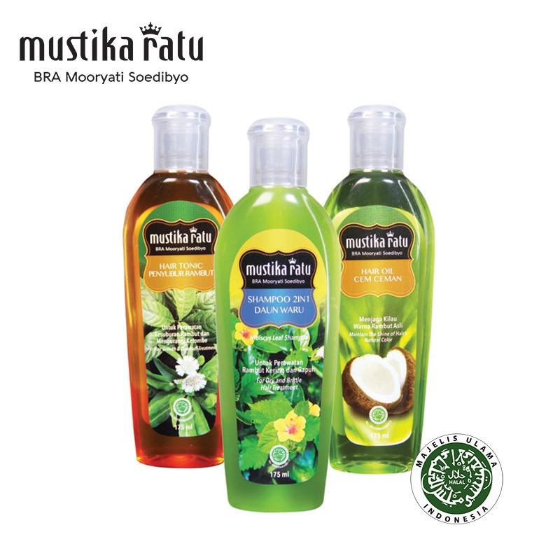 Mustika Ratu Basic Damage Hair Treatment