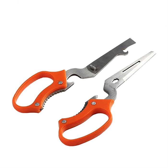 MALAYSIA: GUNTING DAPUR, GUNTING AYAM, GUNTING DAGING/ Multi Function Kitchen Scissors