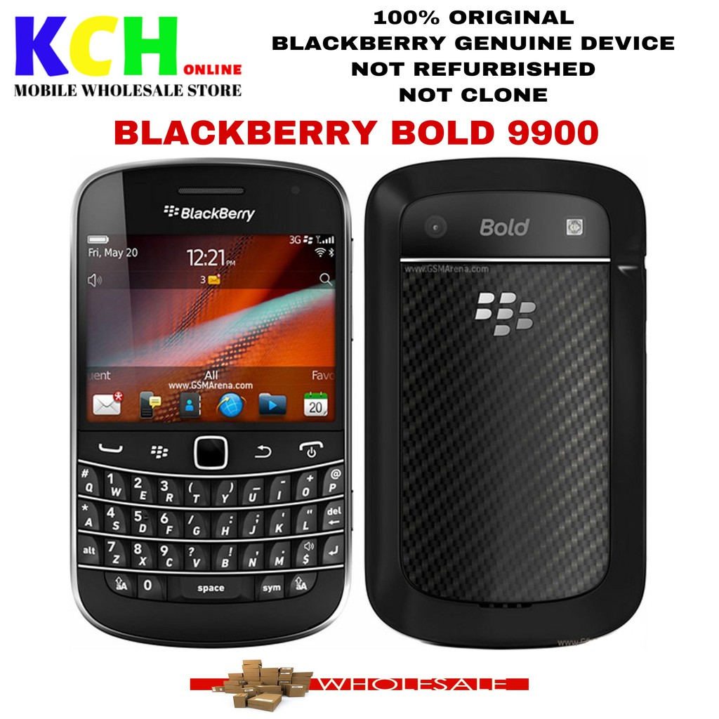 BLACKBERRY BOLD TOUCH 9900(4G LTE VERSION)(100% ORIGINAL USED BLACKBERRY  DEVICE)(PERFECT CONDITION)