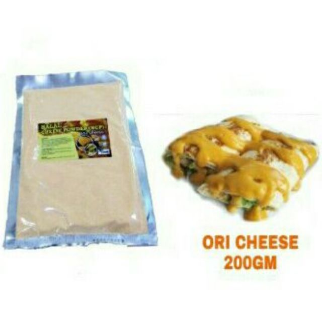 Original Nachos Cheese Powder 100g