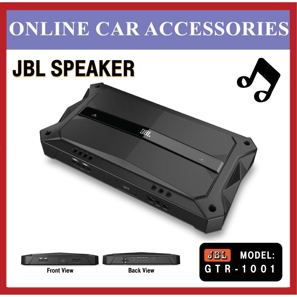 JBL GTR-1001 Mono subwoofer amplifier — 1,000 watts RMS x 1 at 2 ohms