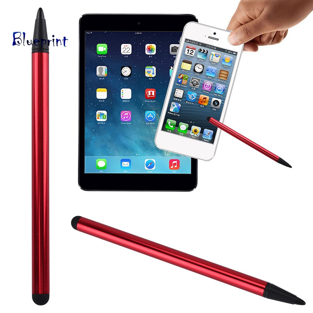 ☞BP 2 in 1 Universal Tablet Phone Touch Screen Pen Stylus for iPhone iPad Samsung