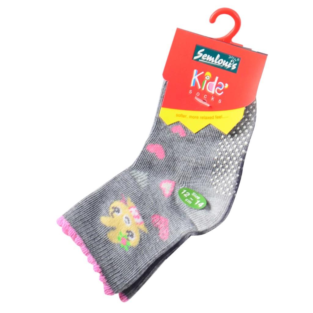 Baby Socks Anti Slip Boy Girl Cotton Newborn Infant Toddler Kids Soft - Cute Rabbit Design