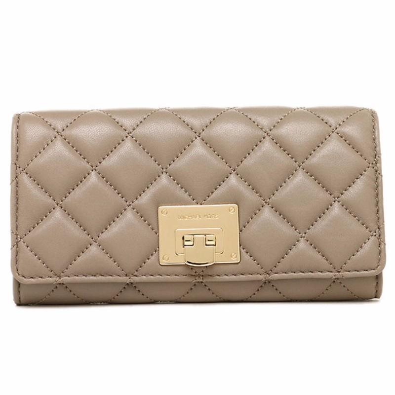 b5fabcbdb732ff Authentic/Original MICHAEL KORS Fulton Flap Continental Long Wallet  35F0GFTE1L | Shopee Malaysia