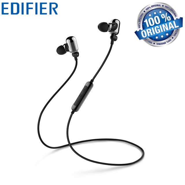 Original EDIFIER W293BT OXYGEN Waterproof Wireless Bluetooth In-Ear  Headphones Earphones Earbuds Headset