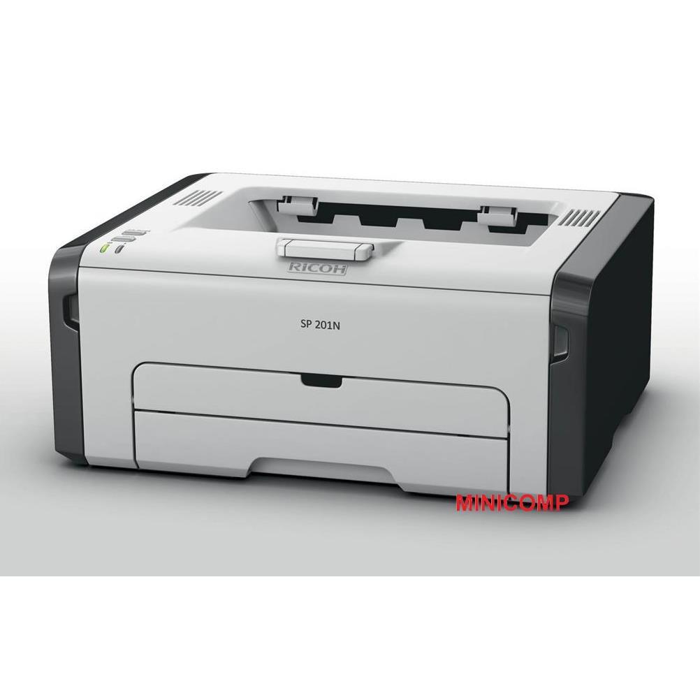 Ricoh SP201N Laser Printer + Toner ( Mono A4 Laser Printer )