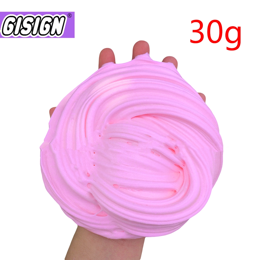 Slime charms 30g Slime Toys Supplies Charms Plasticine Gum Polymer Clay 2