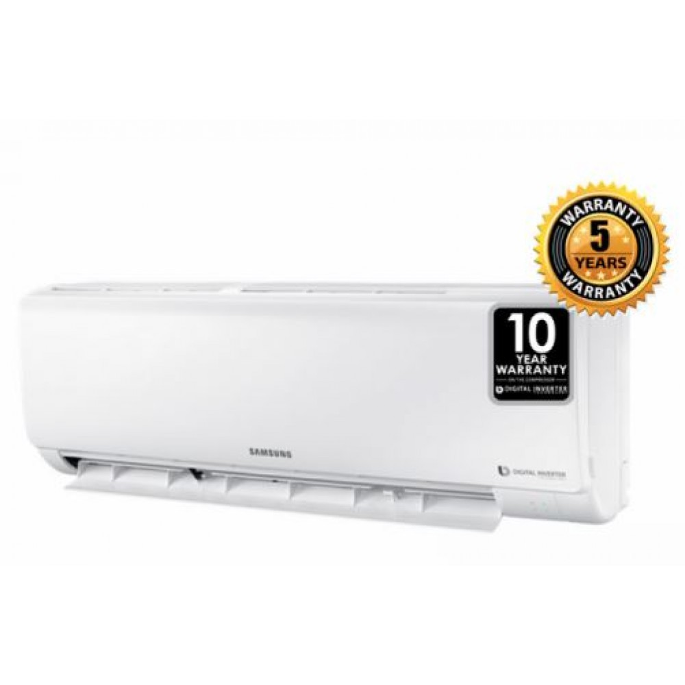 SAMSUNG INVERTER DELUXE WALL-MOUNT AIR CONDITIONER 2.0 HP | AR18MVFHJWKNME