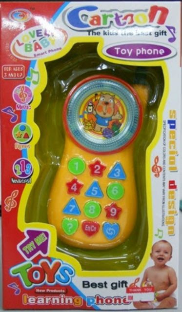 Musical Melody toyphone Baby Toy with music ABC learning phone