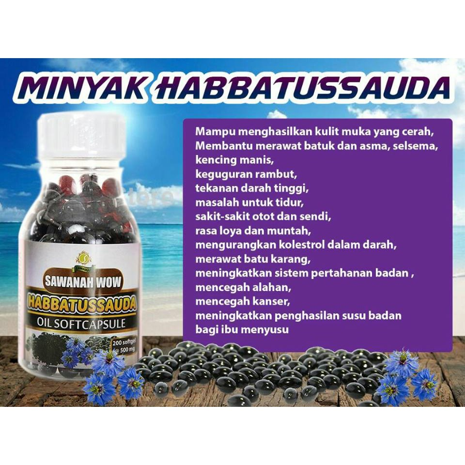 Habbatussauda Online Shopping Sales And Promotions Nov 2018 Habbasyi Oil 210 Kapsul Habbatusauda Minyak Shopee Malaysia