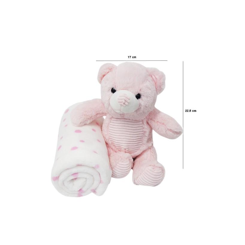 PillowTalks Toys & Blanket Set
