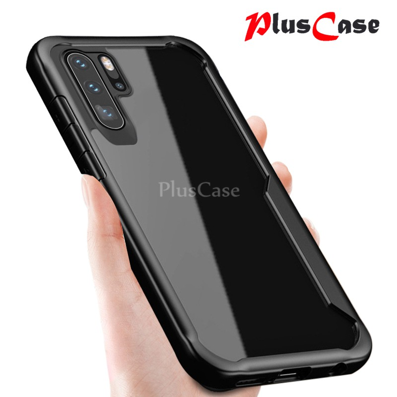 Huawei Nova 3i 4e Y7 Pro Y9 2019 P20 P30 Pro Lite Honor Play 8X Y Max Clear  Ultra Slim Transparent Back Case Cover