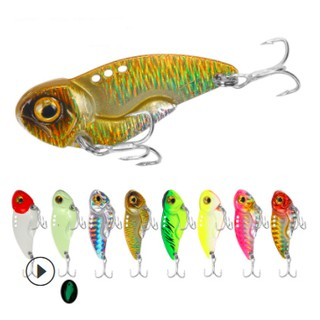 Iron Sequins Crank Fishing Soft Worm Hook Fish Tackle Accessory with Lead We DI