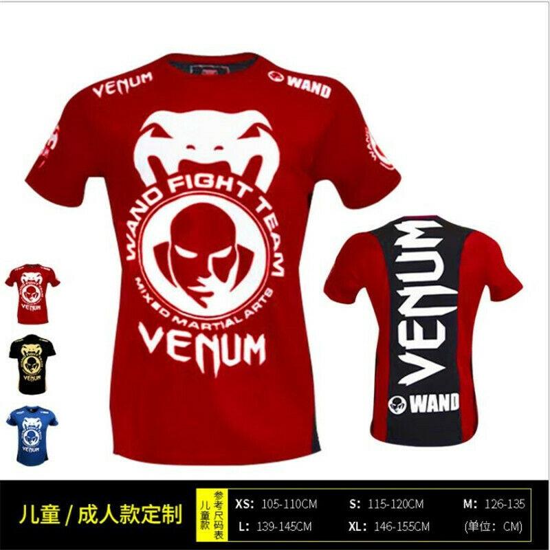 Venum Contender 3:0 Rash Guard Long Sleeve Black BJJ Training Tops T Shirt Gym