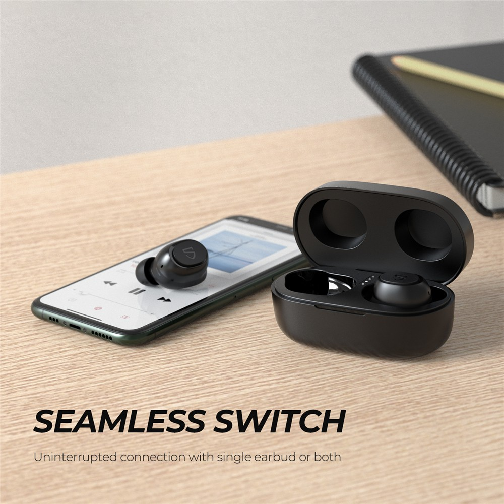 SoundPEATS TrueFree 2 (Local Ready Stock)(1Year Warranty)(Original)
