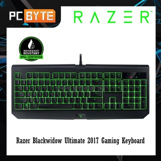 Razer Blackwidow Ultimate Stealth 2014 Keyboard - RZ03