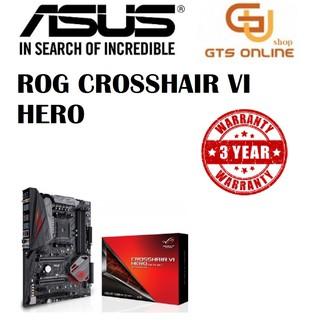 Asus ROG Crosshair VI Hero AMD AM4 Socket Motherboard