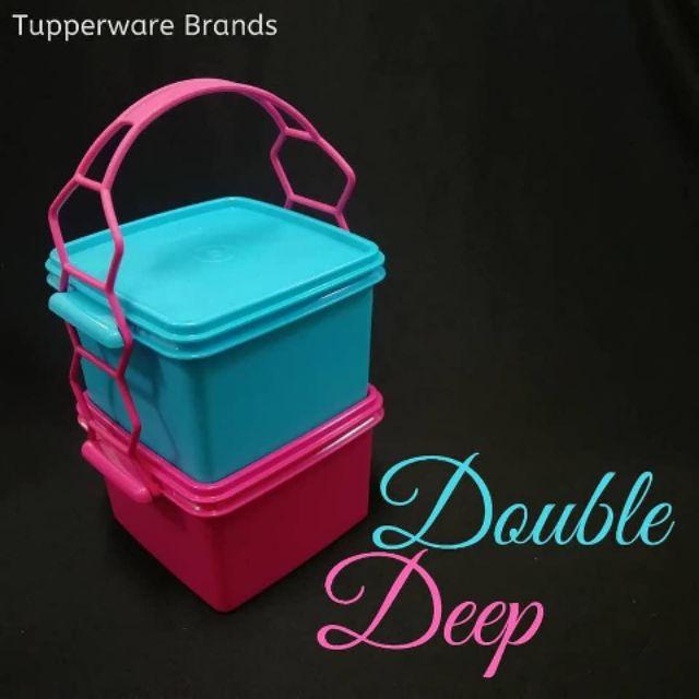 Double Deep Set Tupperware