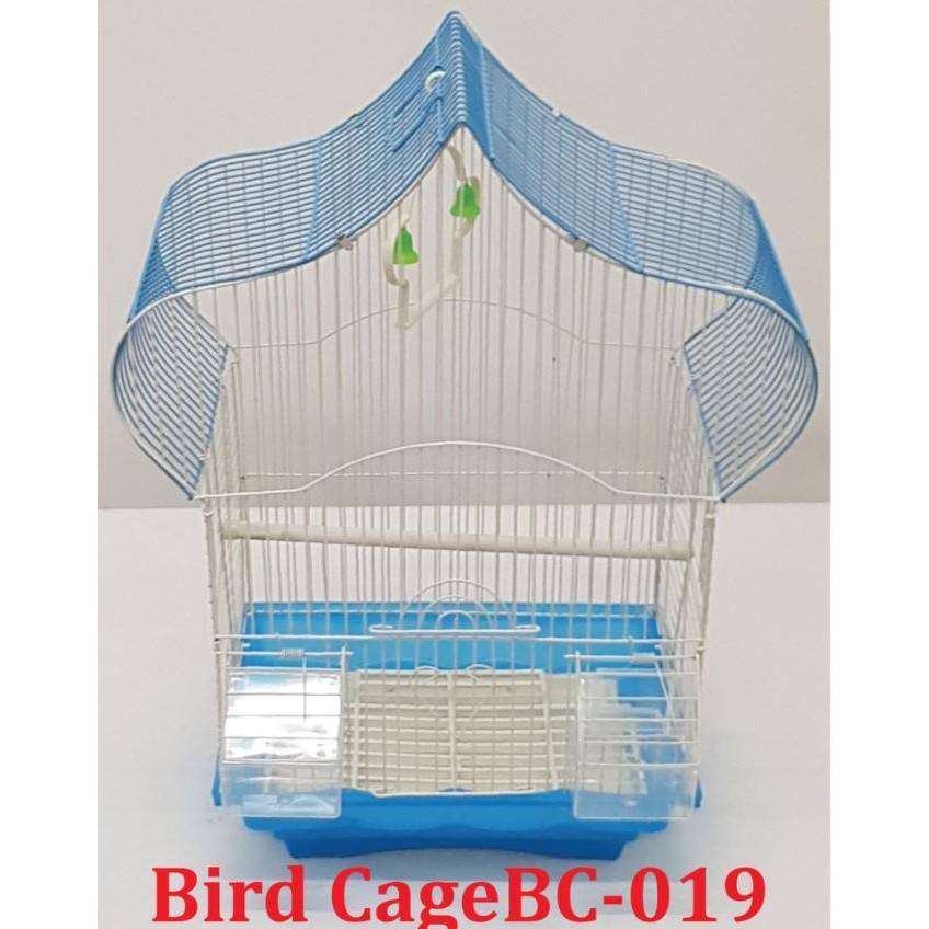 Quality & Beautiful Bird Cage (PBC-019) | 39L x 26W x 51H cm | Sangkar Burung Berkualiti dan Cantik
