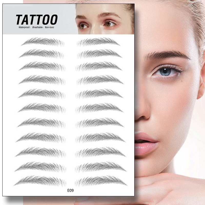 3d Authentic Eyebrows Tattoo Sticker Temporary Eyebrow Tattoos False Eyebrows Waterproof Water Based Natural Eye Brow Shopee Malaysia For many years, people around the world have been tattooing themselves for beauty purposes. 3d authentic eyebrows tattoo sticker temporary eyebrow tattoos false eyebrows waterproof water based natural eye brow