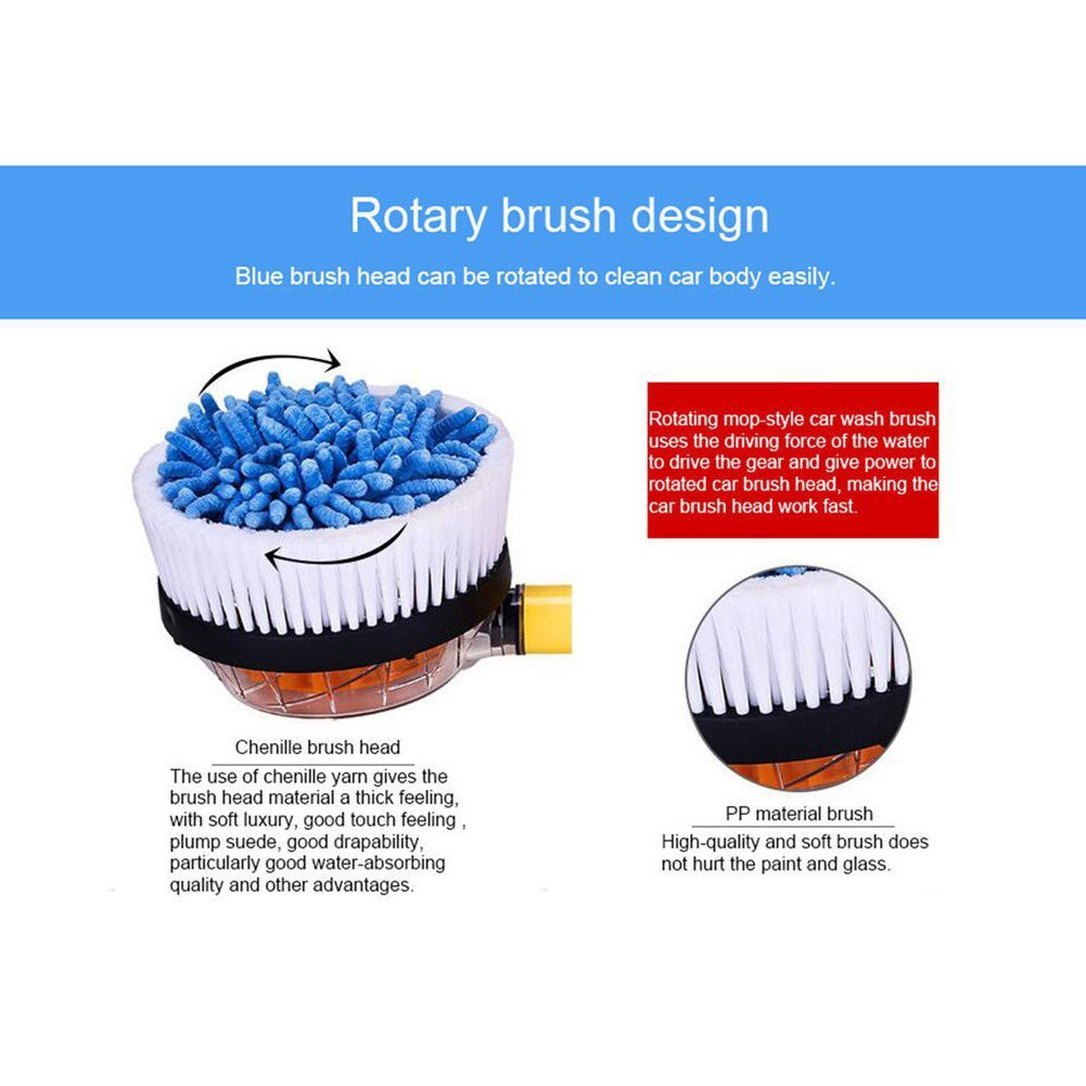 Washing Brushes & Nozzles Automotive Tools & Supplies For