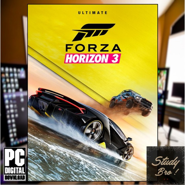 Forza Horizon 3 Ultimate Edition - PC OFFLINE Game [Digital Download] | PC  GAME