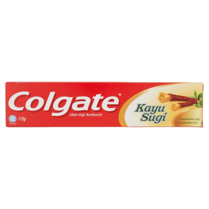 Colgate Anticavity Toothpaste (175g) - 2 Variants