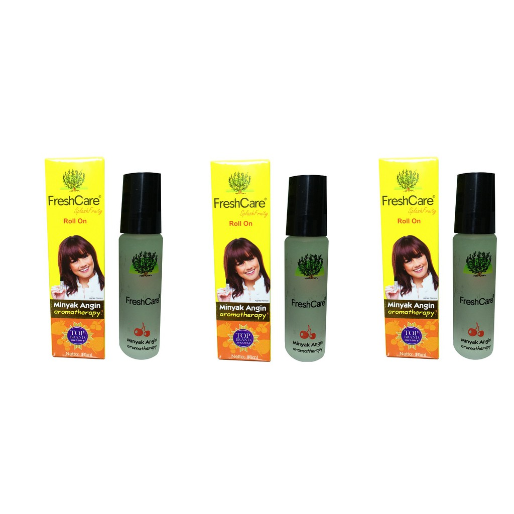 1dozen 12 X Botol Freshcare Aromatheraphy Minyak Angin Roll On Hot 10 Ml 4 Shopee Malaysia
