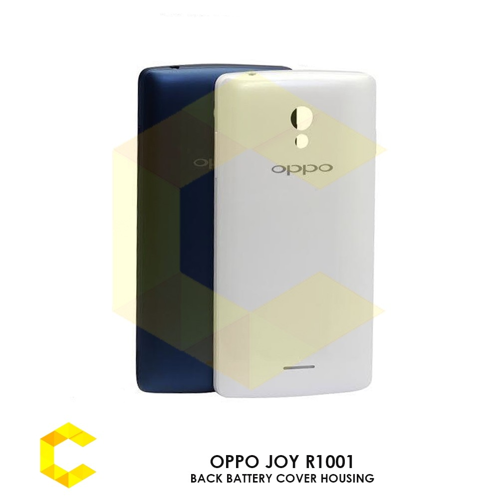 reputable site 5f4cd 64f4a OPPO JOY R1001 BATTERY BACK COVER HOUSING