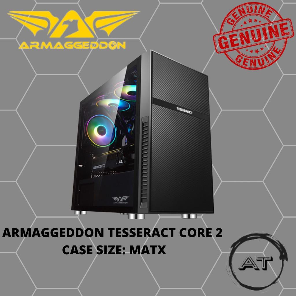 ARMAGGEDDON TESSERACT CORE 2 MATX