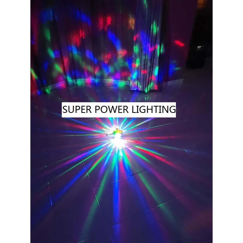 SUPER HELICOPTER DISCO LIGHT MOVE MUSIC