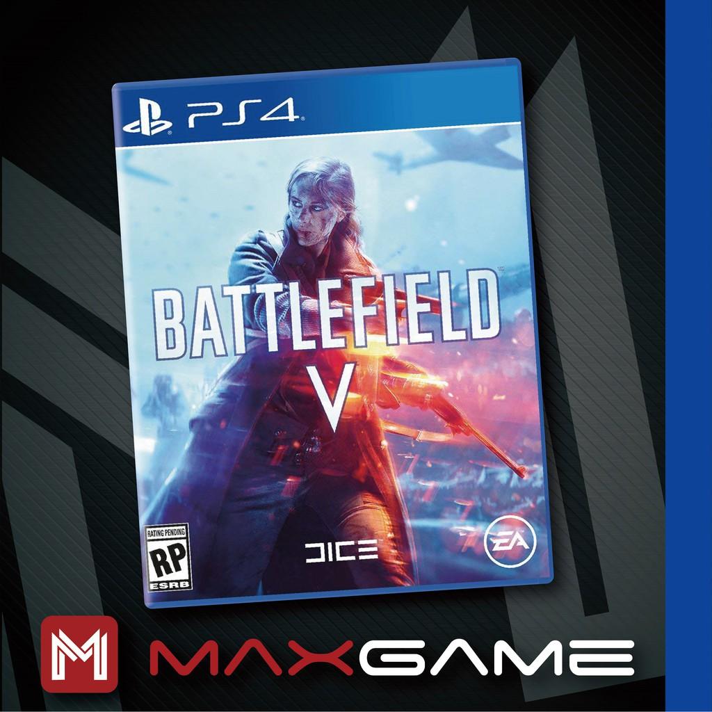 PS4 Battlefield V / PS4 Battlefield 5