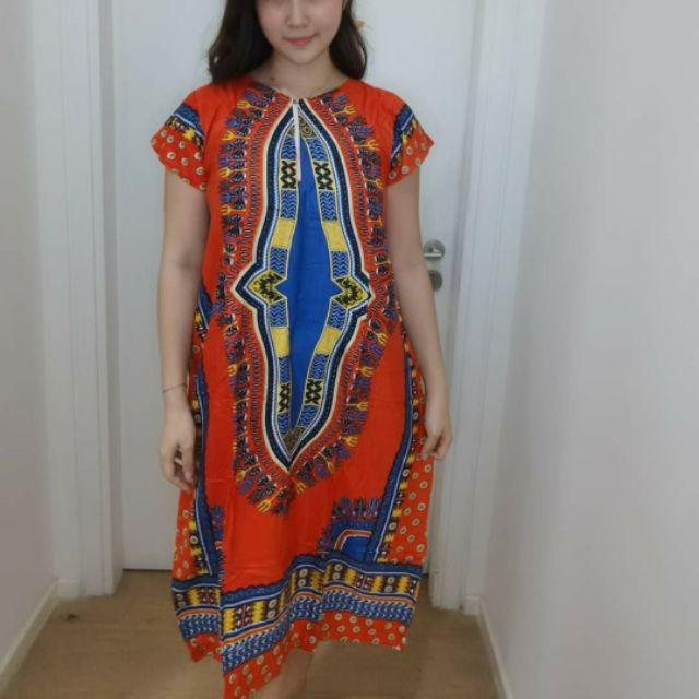 African design sleep wear