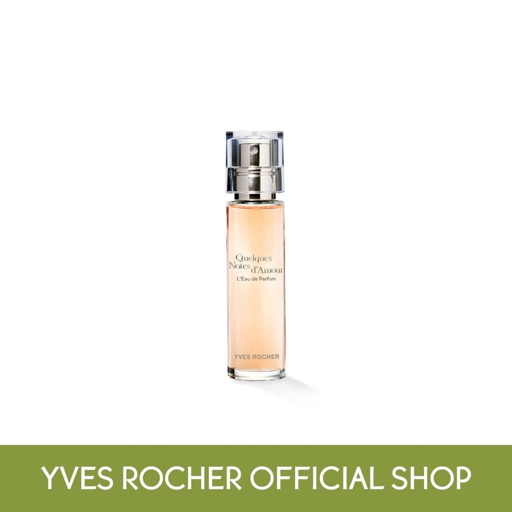 97d7b2c1 Yves Rocher QUELQUES NOTES D'AMOUREau de Parfum Purse Spray | Shopee  Malaysia